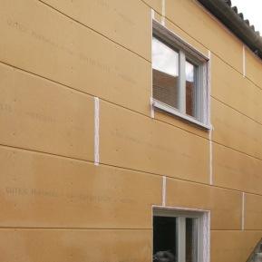 CliCons - aislamiento integral exterior en fachada
