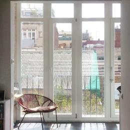 CliCons - ventanal galería